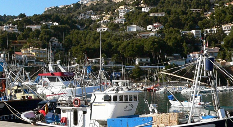 Javea port - Hafen